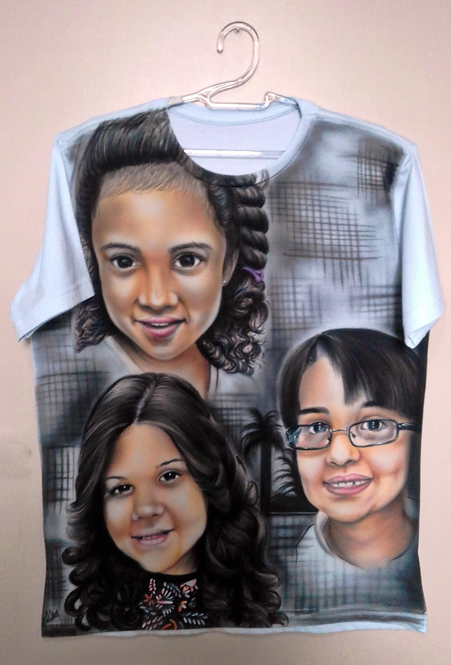 Design Of Camisa com a sua foto ! e preço