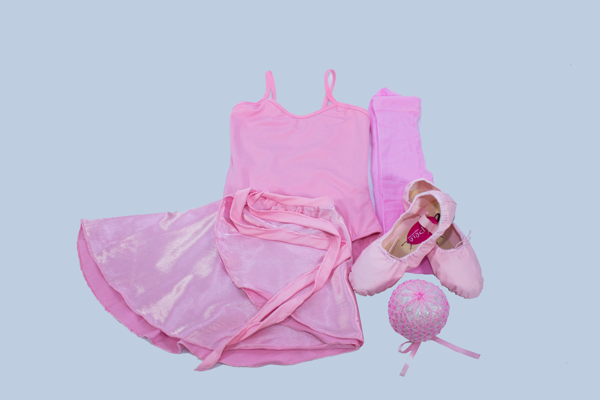 38ae9a014 roupa de ballet kit ballet aula infantil no Elo7