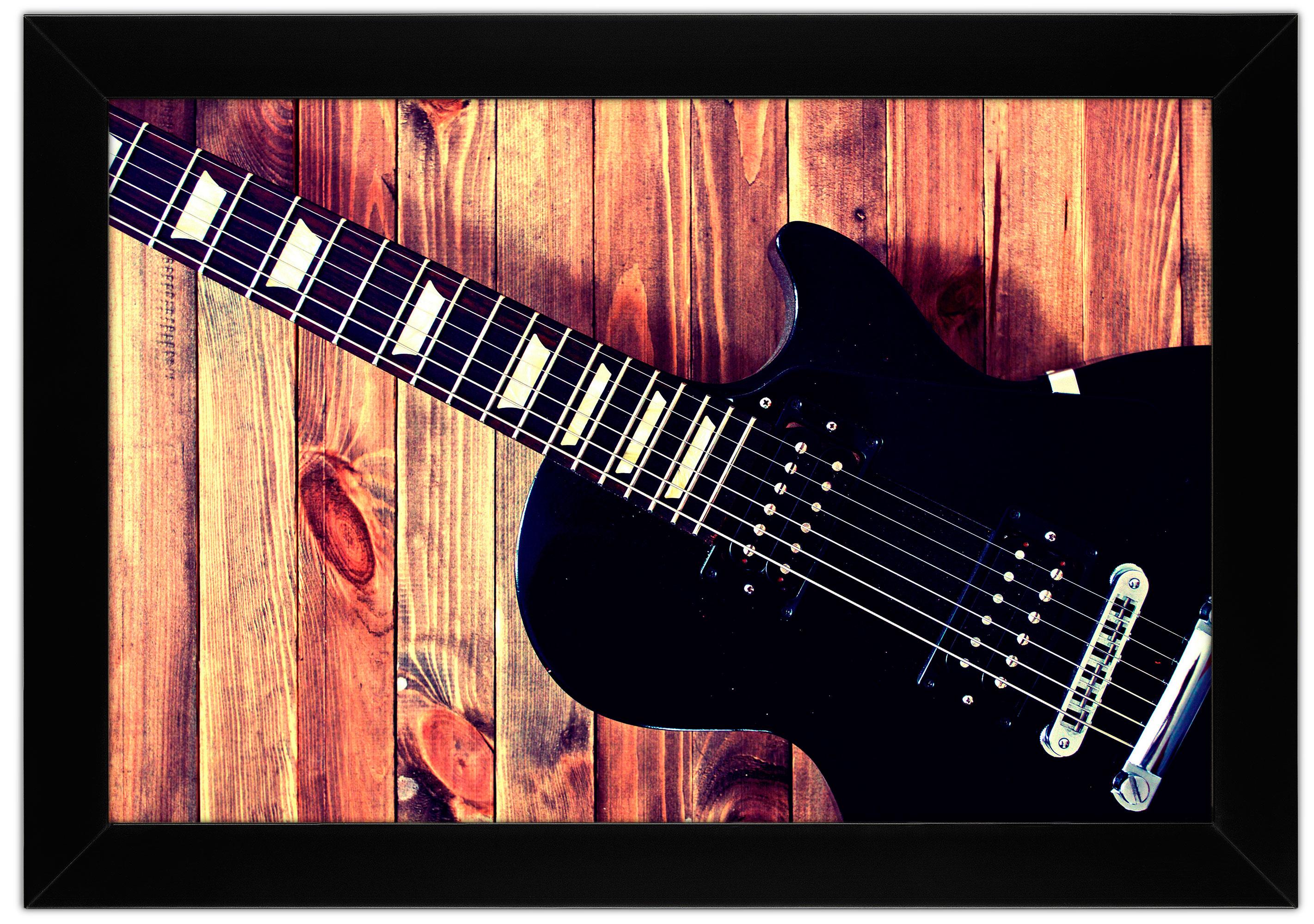 Quadro de guitarra elo7