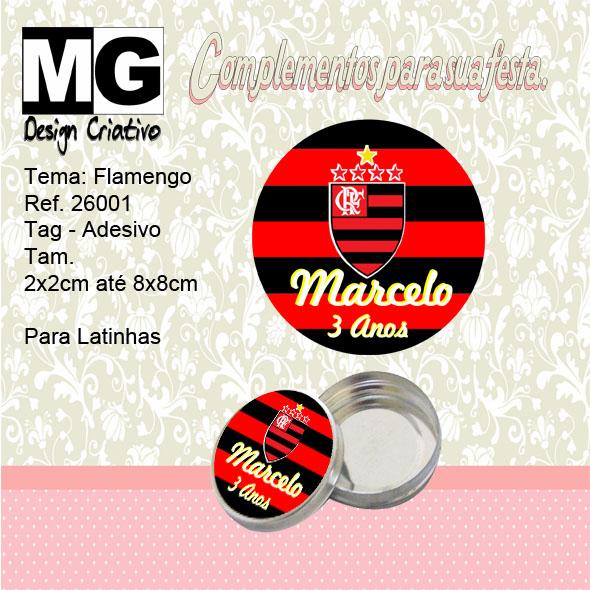 Adesivo de Parede do Flamengo  71ff8378f4db2