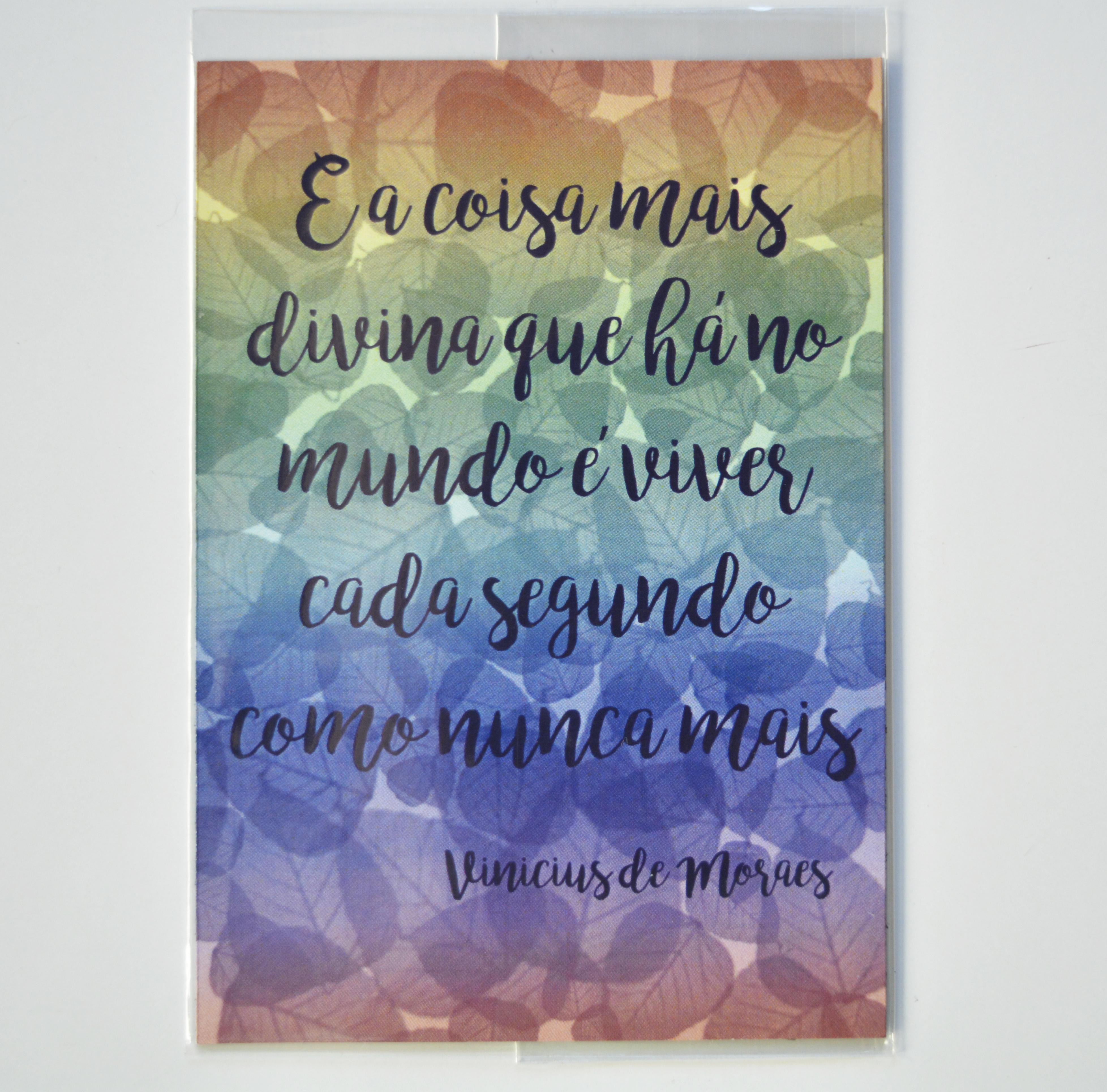 ímã Vinicius De Moraes No Elo7 Entre Quadro Paredes 999068