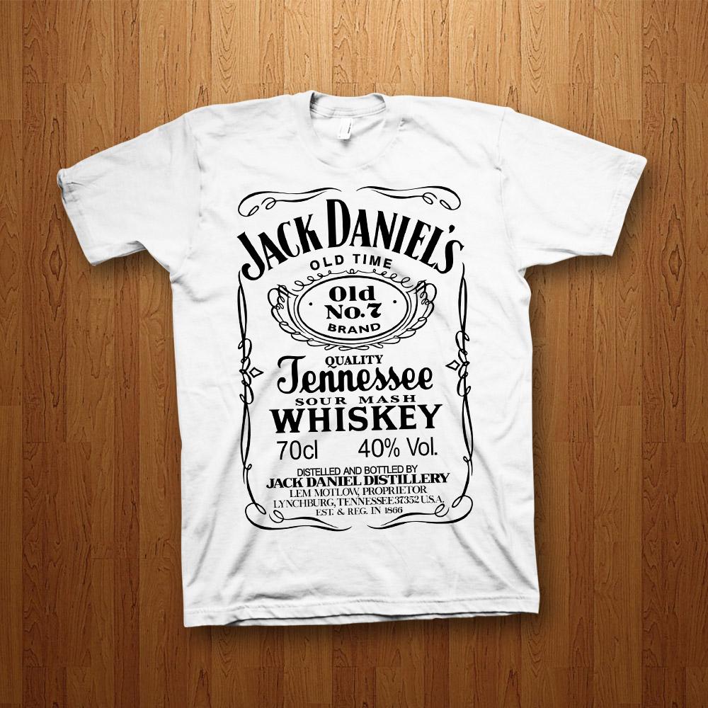 Camiseta Jack Daniels | Elo7