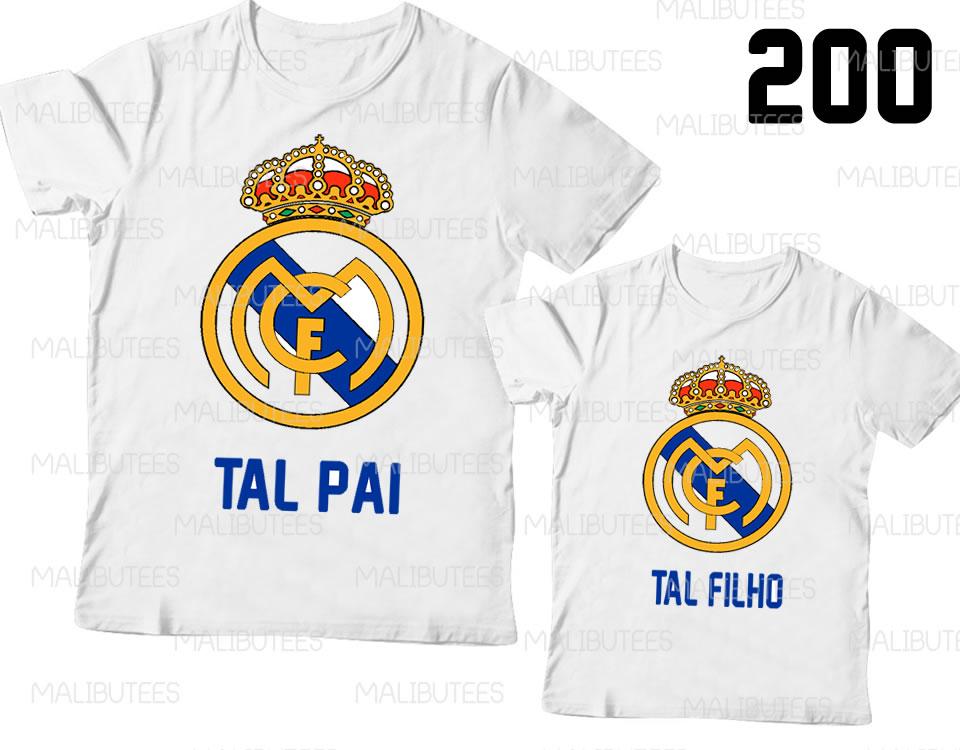 gremio Kit Camisetas Tal Pai Tal Filho no Elo7  d587474a2e898
