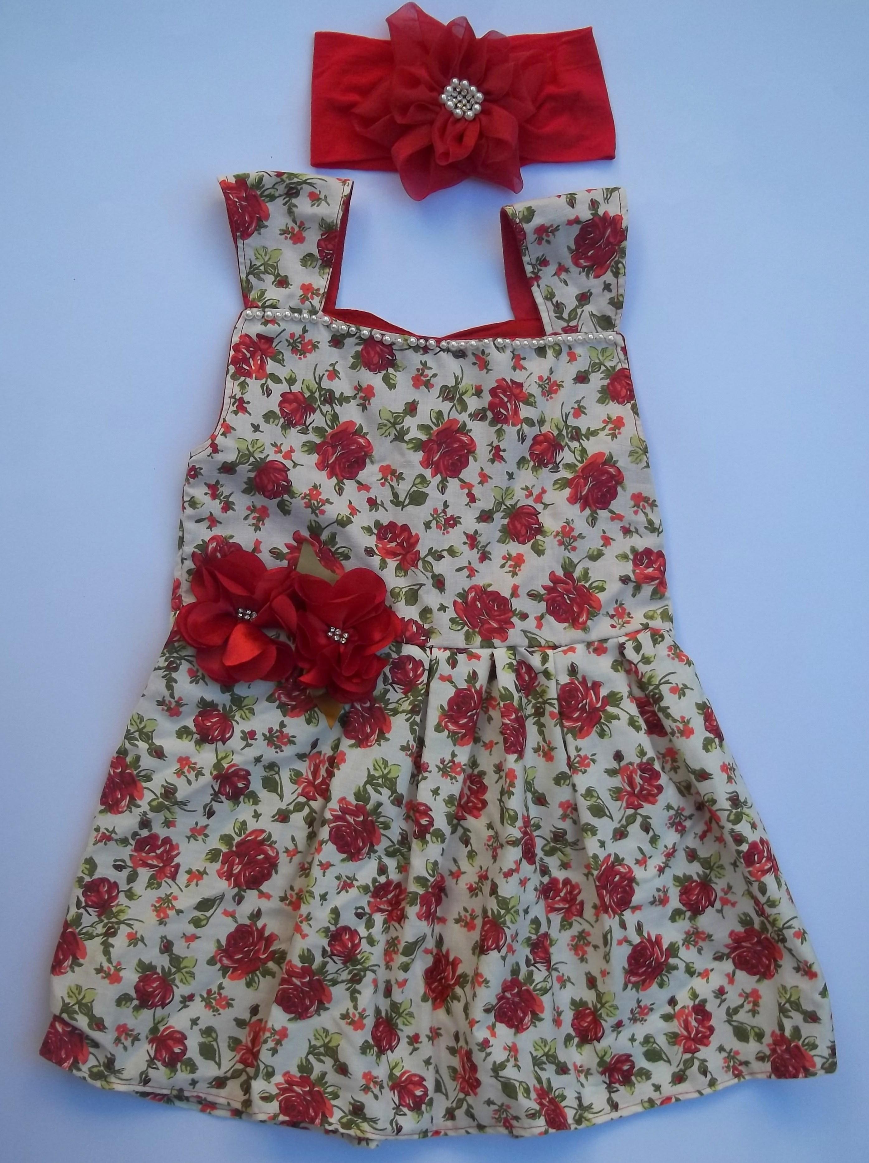 190f857f1c Vestido Faixa Rosa