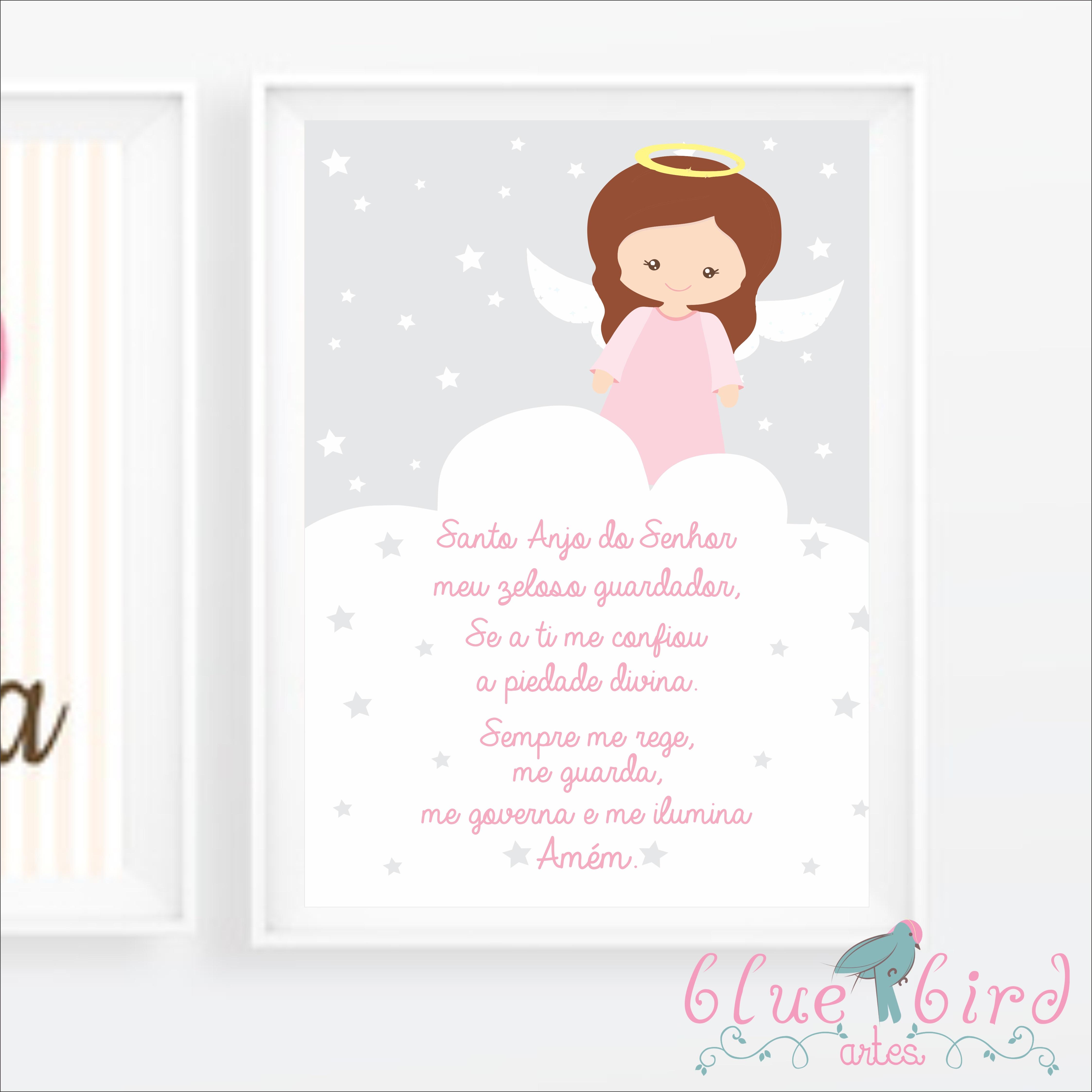 Arte Digital Para Impressao Santo Anjo No Elo7 Madi 9b73a5