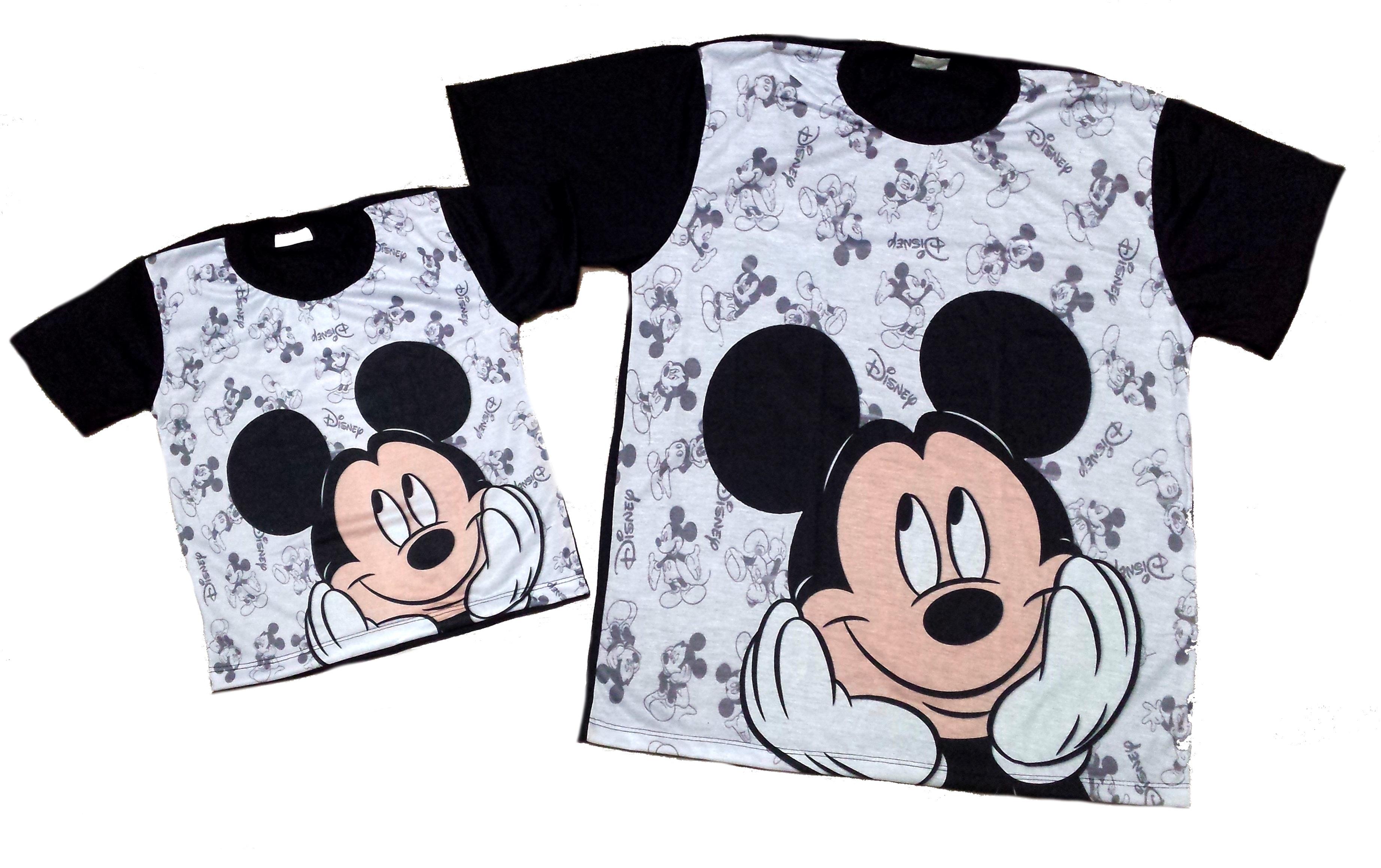 494ad78541d816 Tal mãe, tal filho Mickey