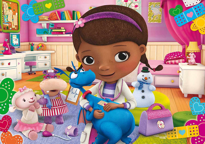 Painel 2x1 Doutora Brinquedos No Elo7 Festa Expressa 9c05d5
