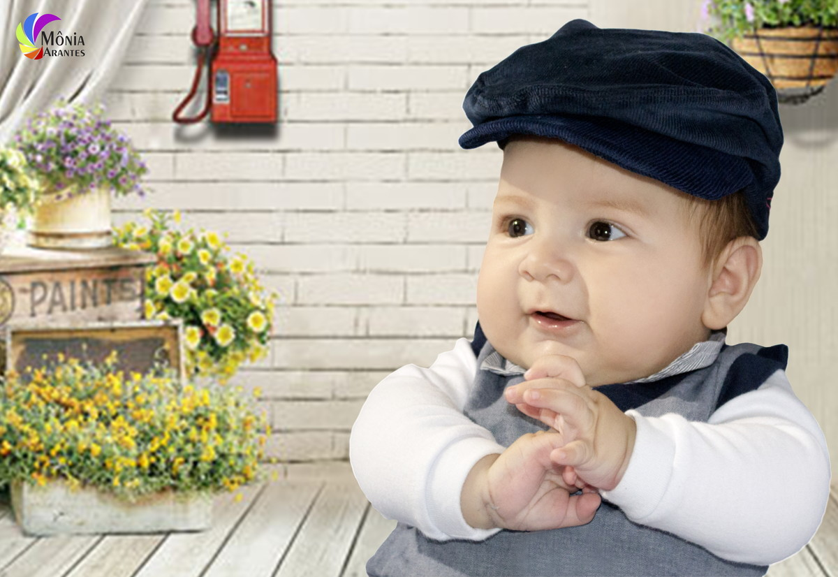9c927f38876b7 Boina Italiana Infantil Masculina Cinza