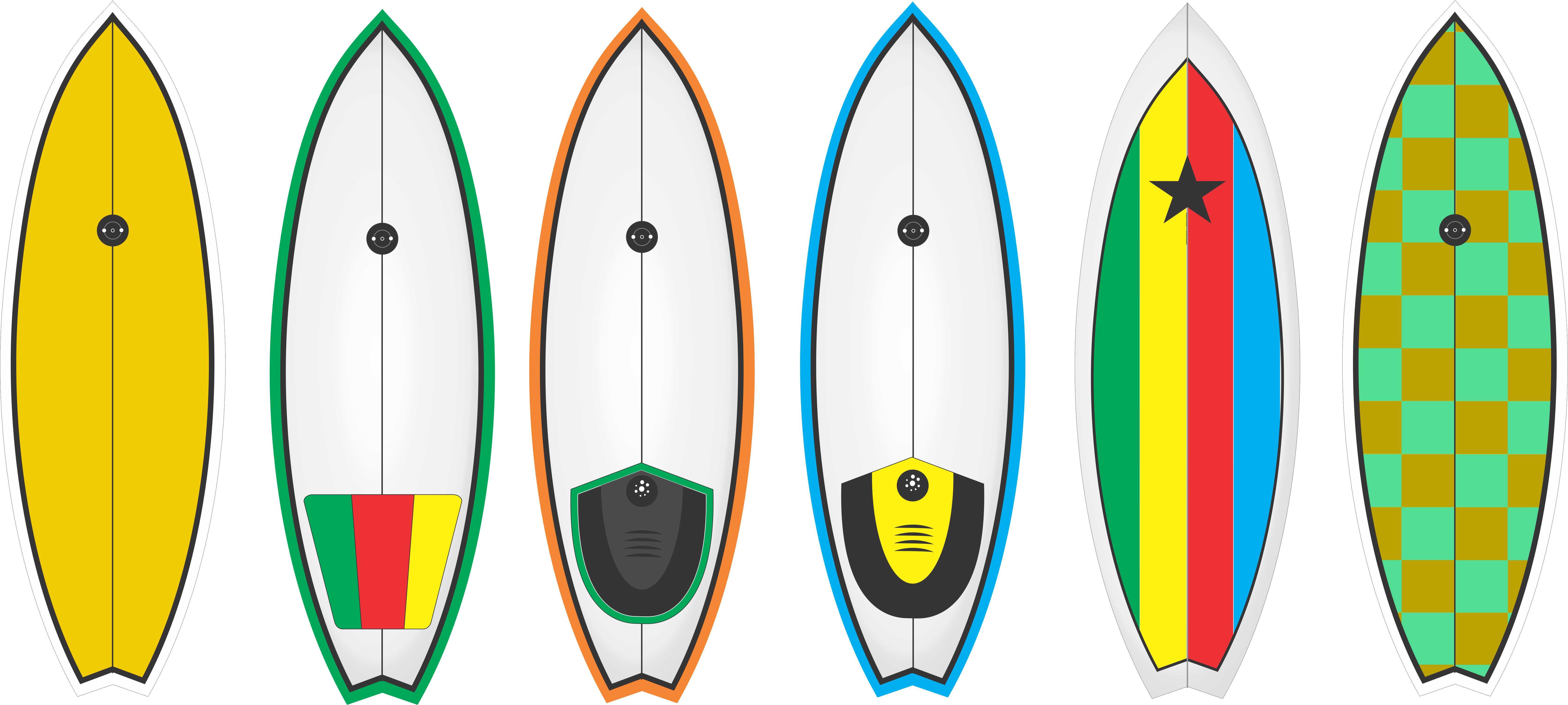 adesivos prancha de surf no elo7 efeito wood 9cdd7a