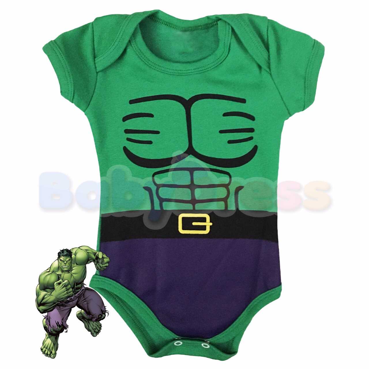 Incrivel Hulck Best body baby incrivel hulk | baby dress | elo7