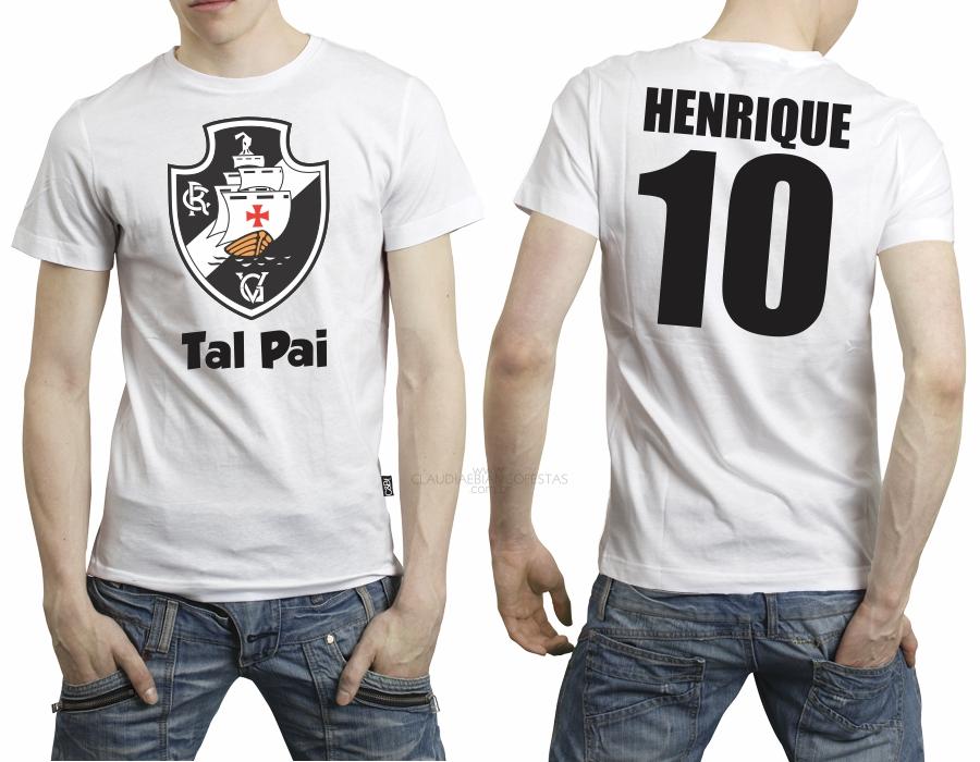 Camisa Mascote do Vasco  0101713d0e383