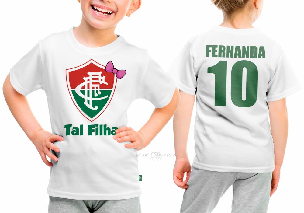 189c8117d2 Camisa Mascote do Fluminense