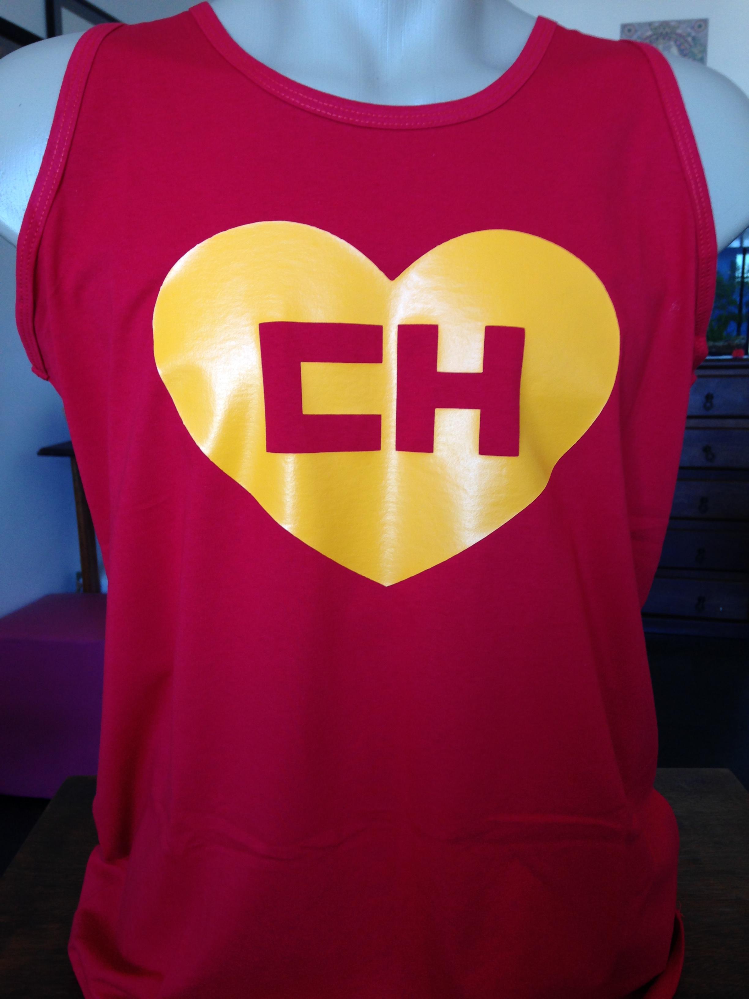 755cd1bc8 Camiseta Chapolin Colorado no Elo7