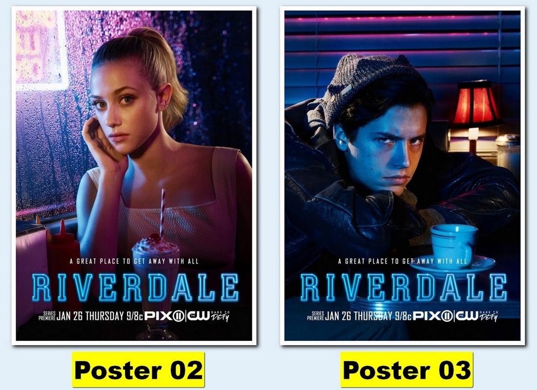 Poster 20x30 Riverdale No Elo7 Posterplus 9e2604