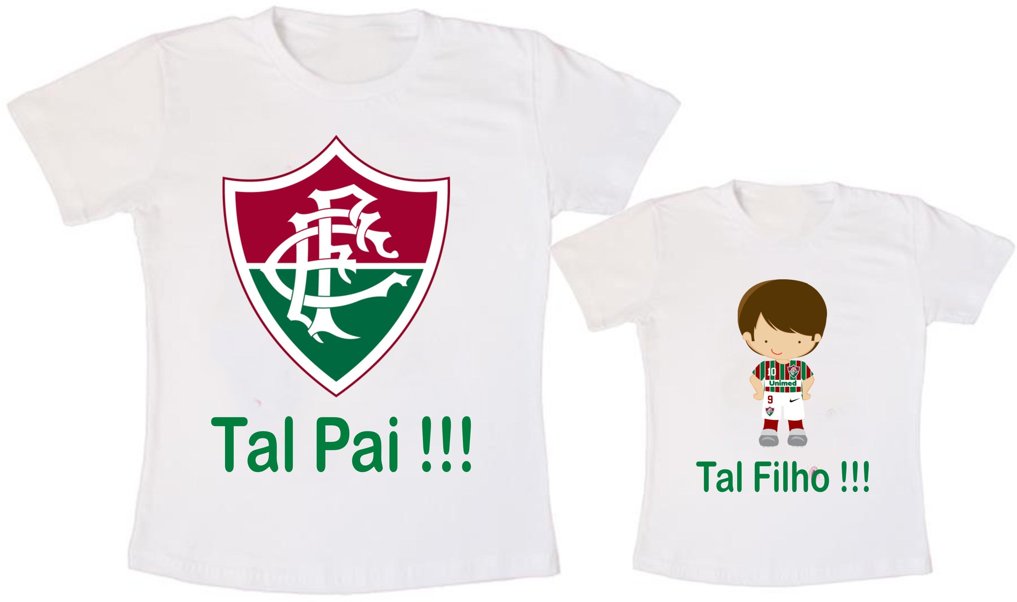 564104b5b8 Conjunto Tal Pai Tal Filho Fluminense