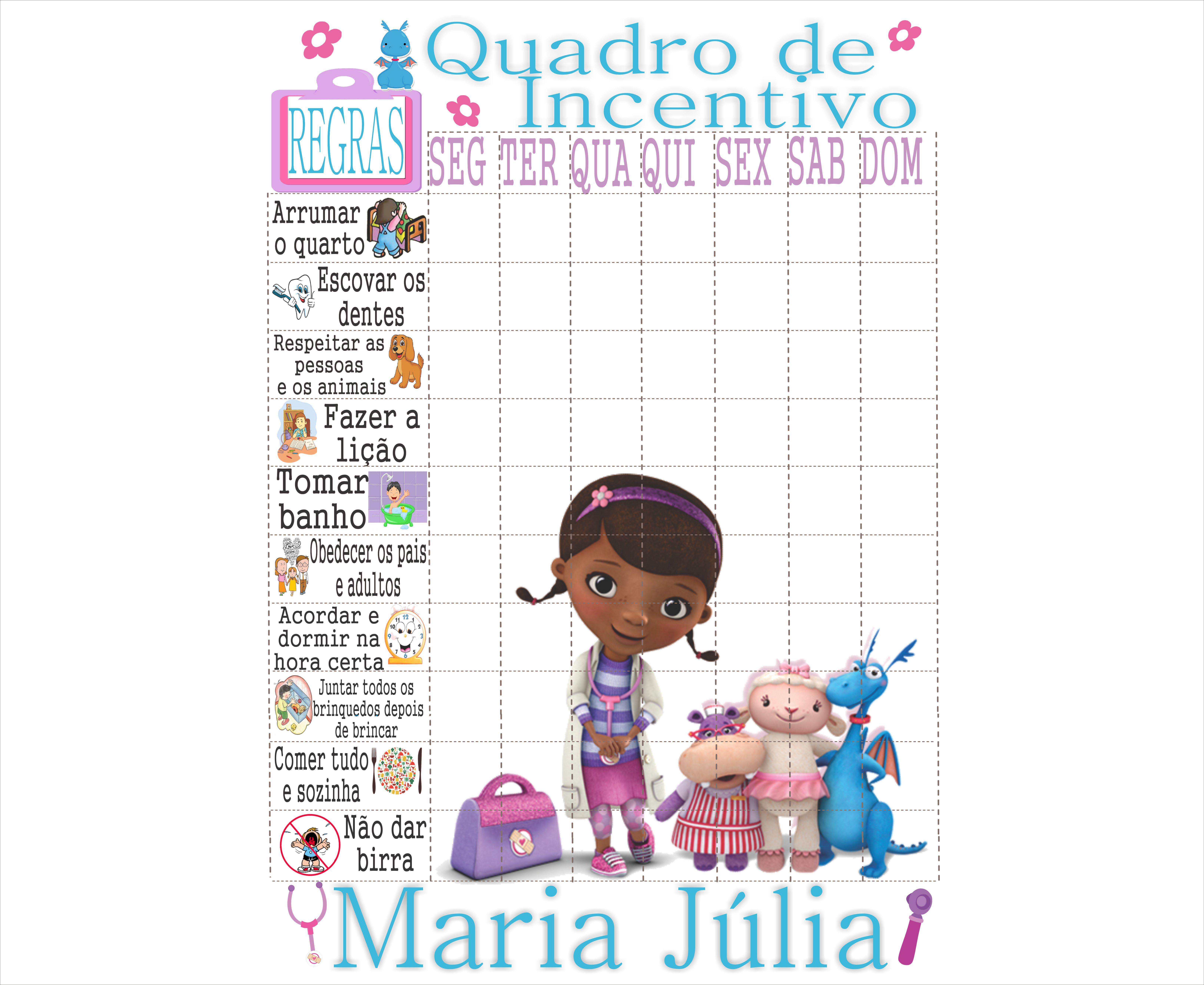 Quadro 10 Regras Dra Brinquedos  65dd6c69b33db