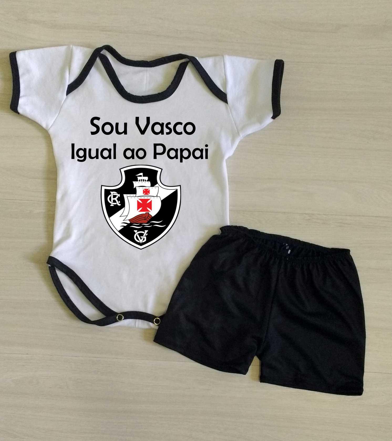 Body Presente para Filho Vasco  da24bfbfc646a
