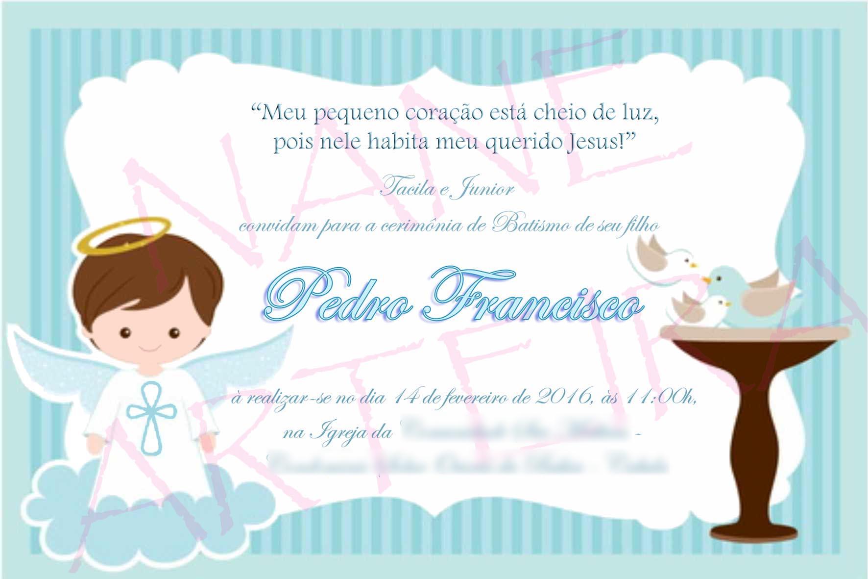 Convite batizado menino no elo7 nane arteira a1e4fd altavistaventures Gallery