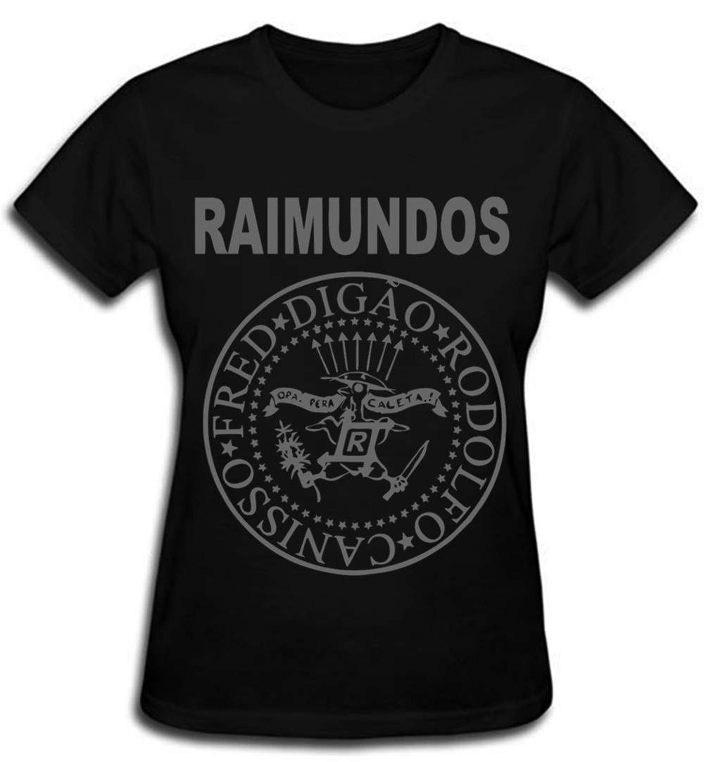 Camiseta Raimundos Baby Look Feminina bandas de rock hardcor no Elo7 ... 89f0aaa7c06
