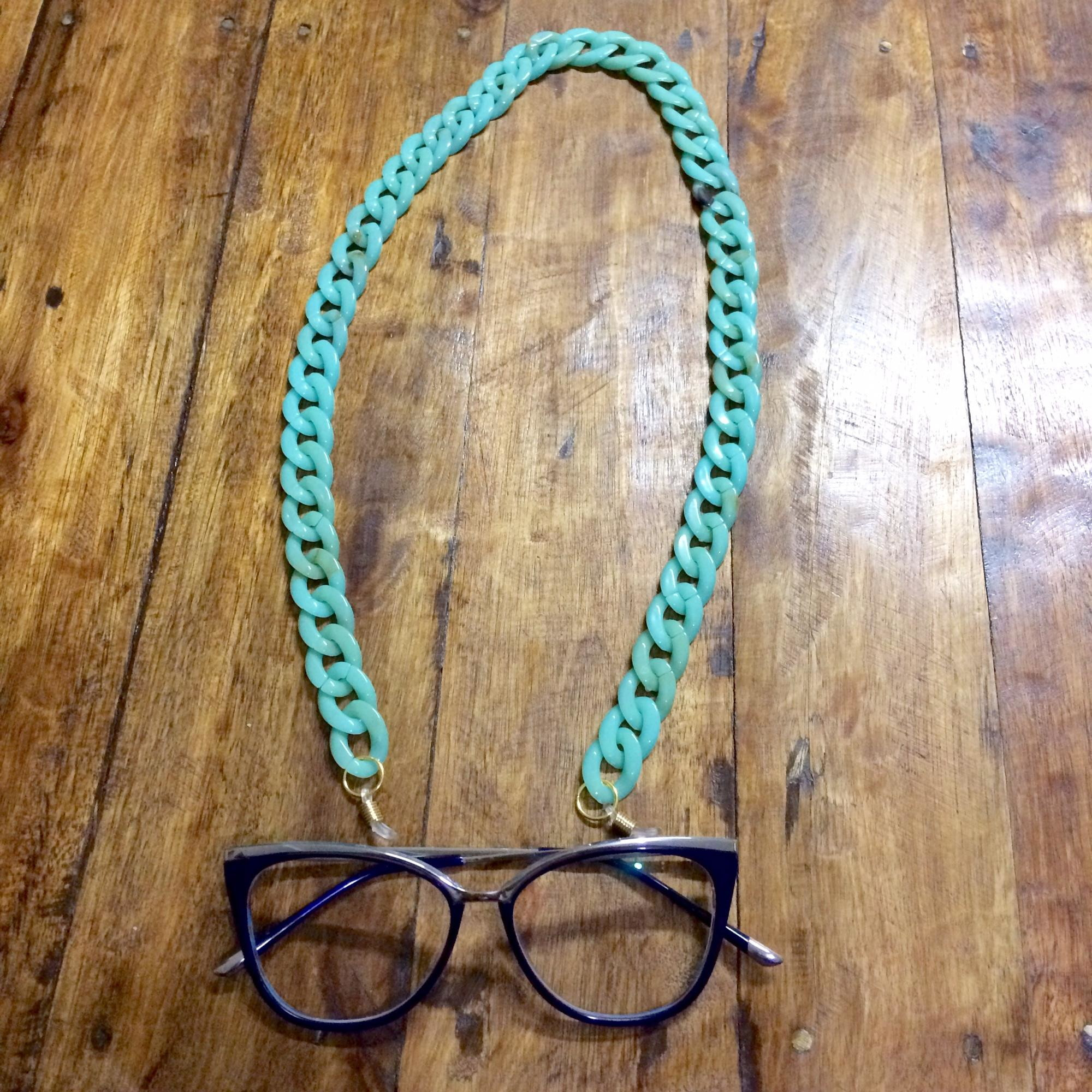 d6ab280109 Cordão para pendurar óculos no Elo7 | Carla Barranco acessórios (AAAB25)