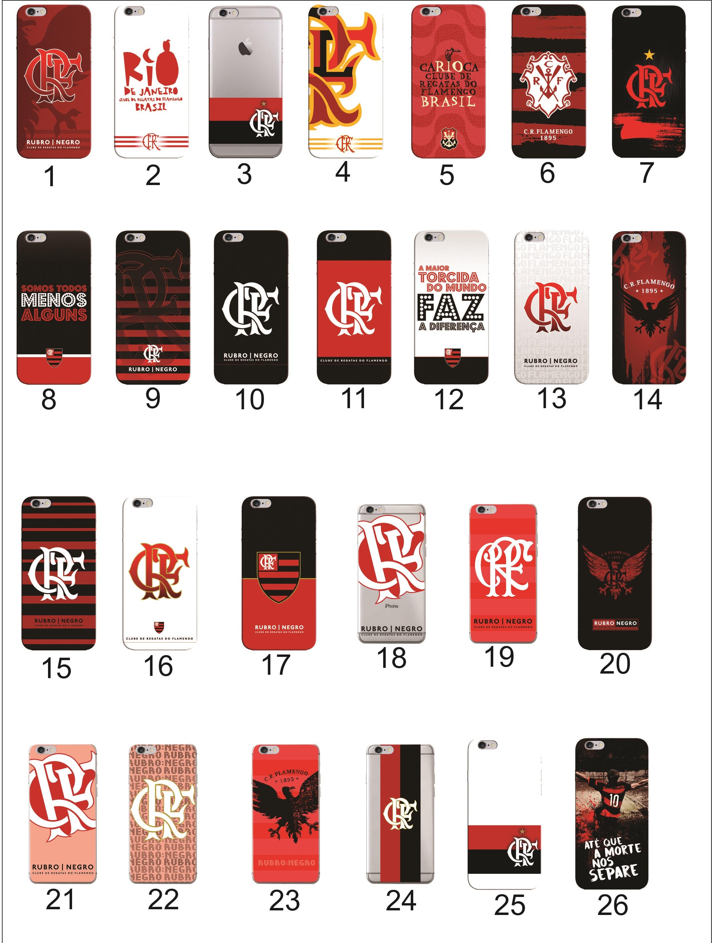 Capa Flamengo Oficial  4279d1b6cd8bf