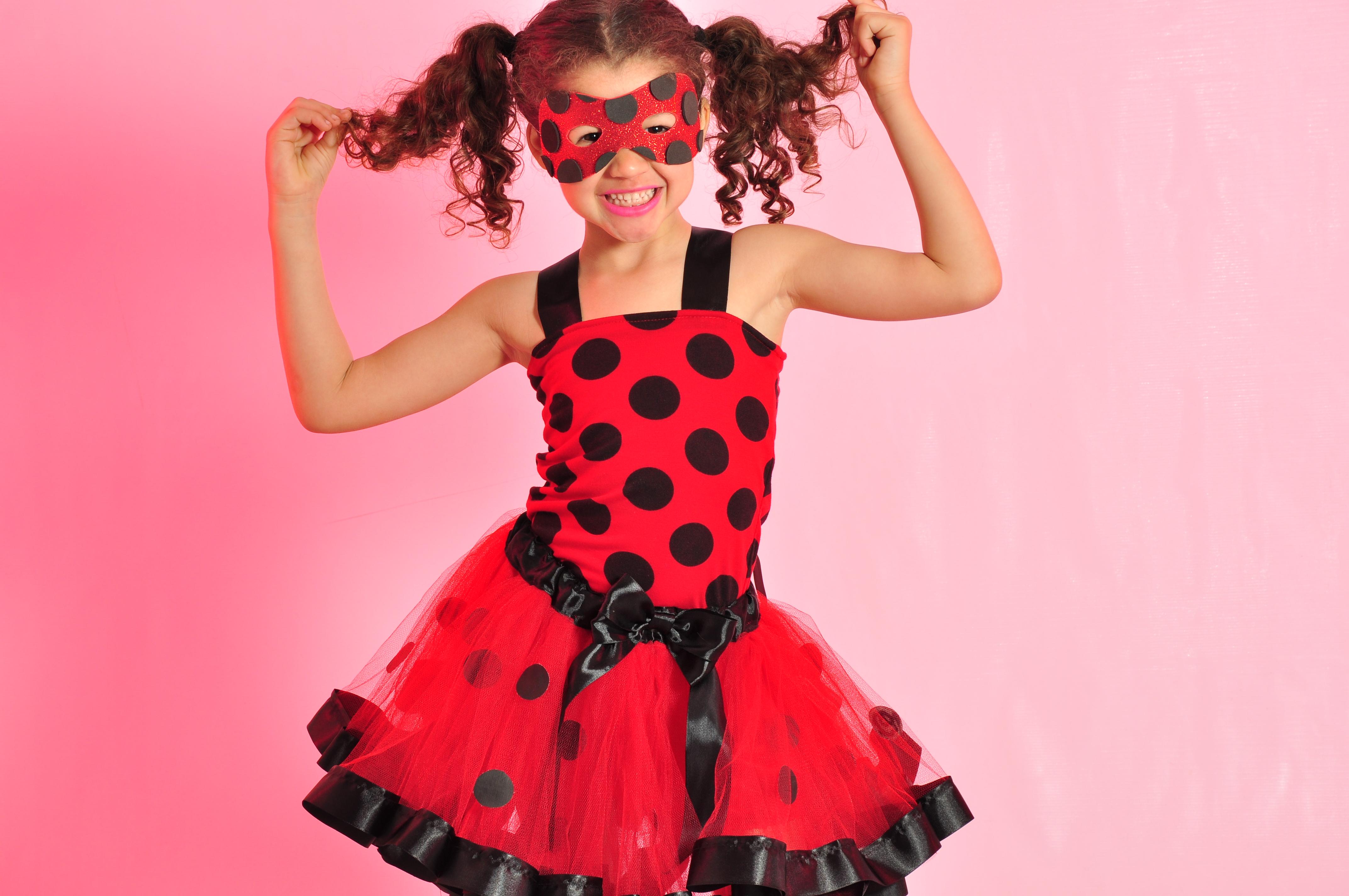 Fantasia Da Ladybug 2 3 E 4 Anos No Elo7 Pequena Moca A3b4a8