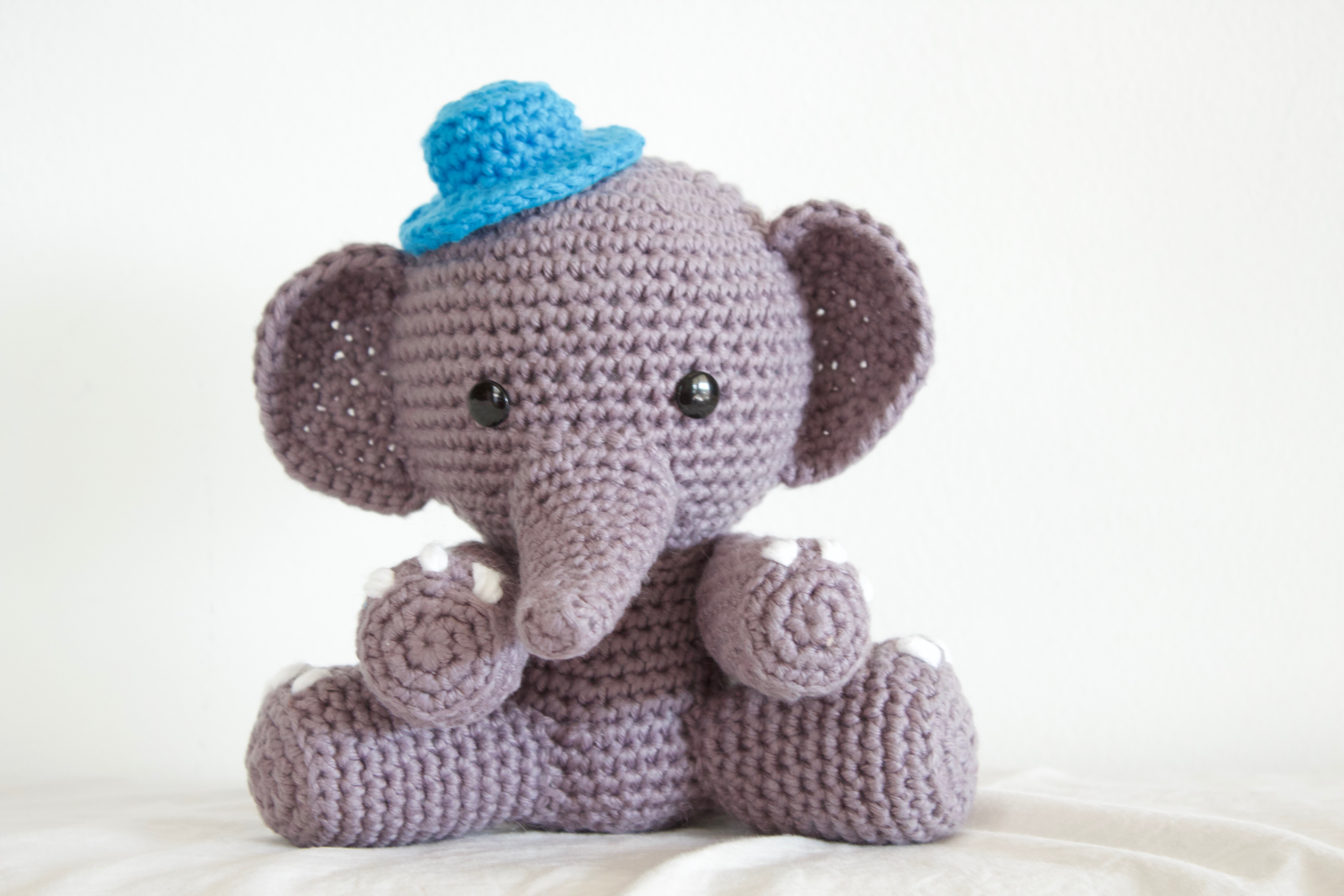Crochet Amigurumi Elephant Pattern ( English only ) | Amigurumi ... | 3456x5184