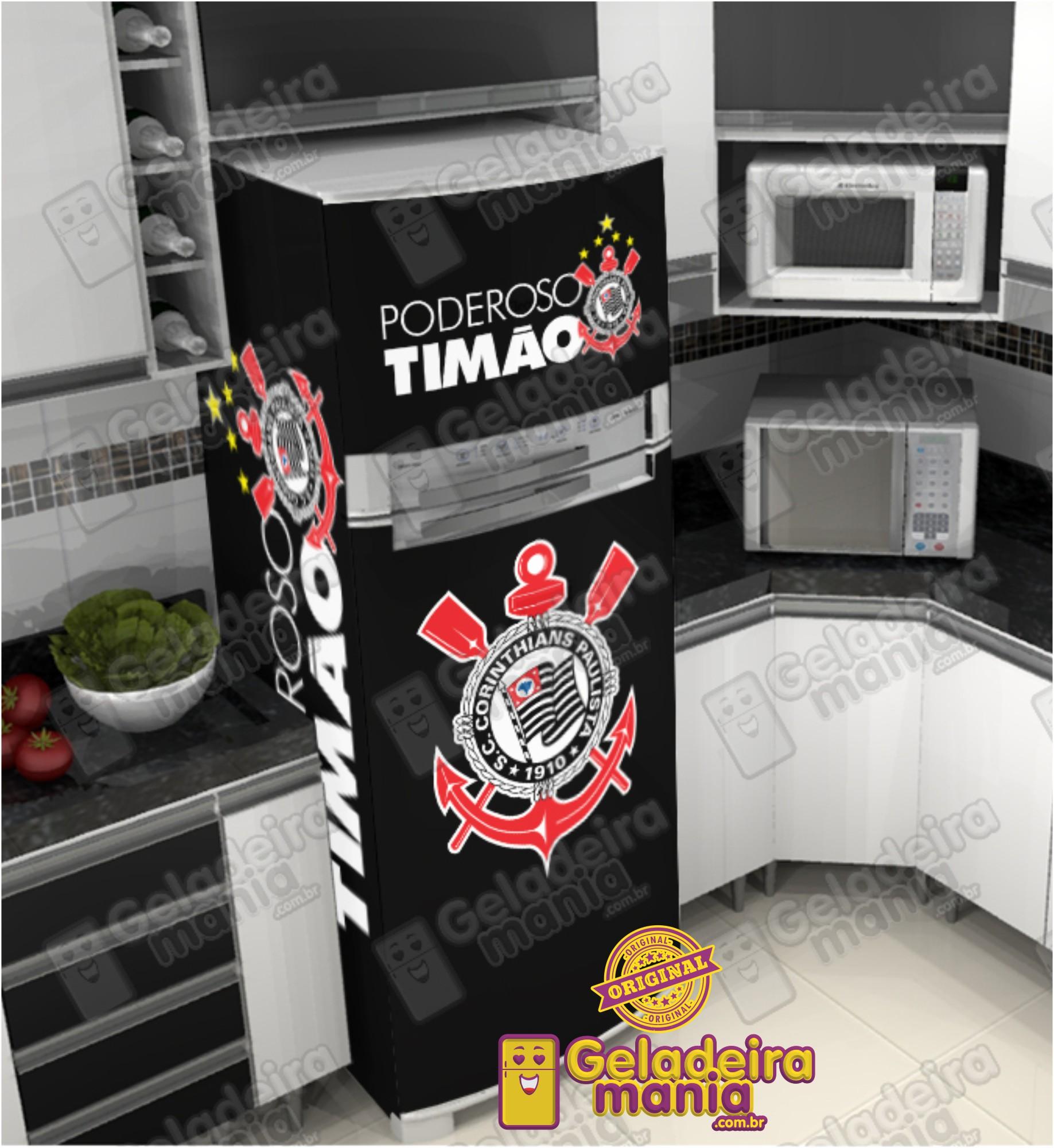 ee8d34fd39 Adesivo de Parede Futebol Time Flamengo P