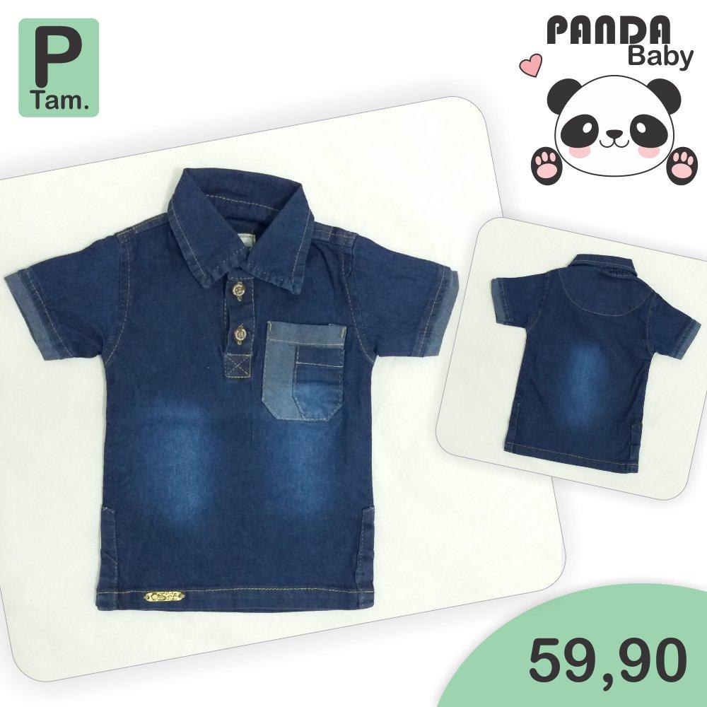 Camisa Polo Jeans  2c580c1104d9e