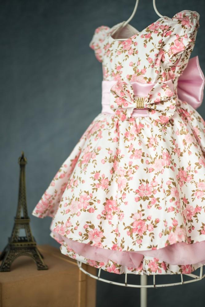 Vestido de festa infantil barato em sp