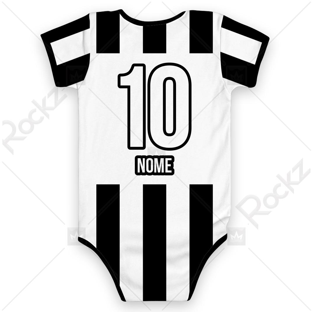 Body Botafogo c  Nome Personalizado no Elo7  82960023a7c7b