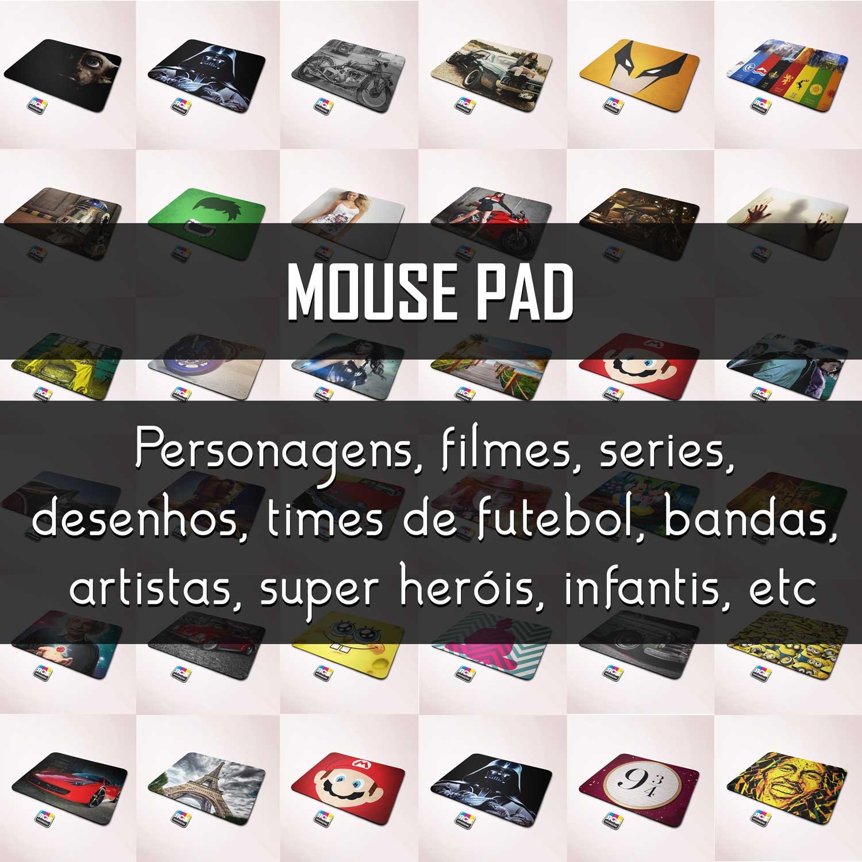 Mouse Pad Alice No País Das Maravilhas M043 22x18 No Elo7 Rcs