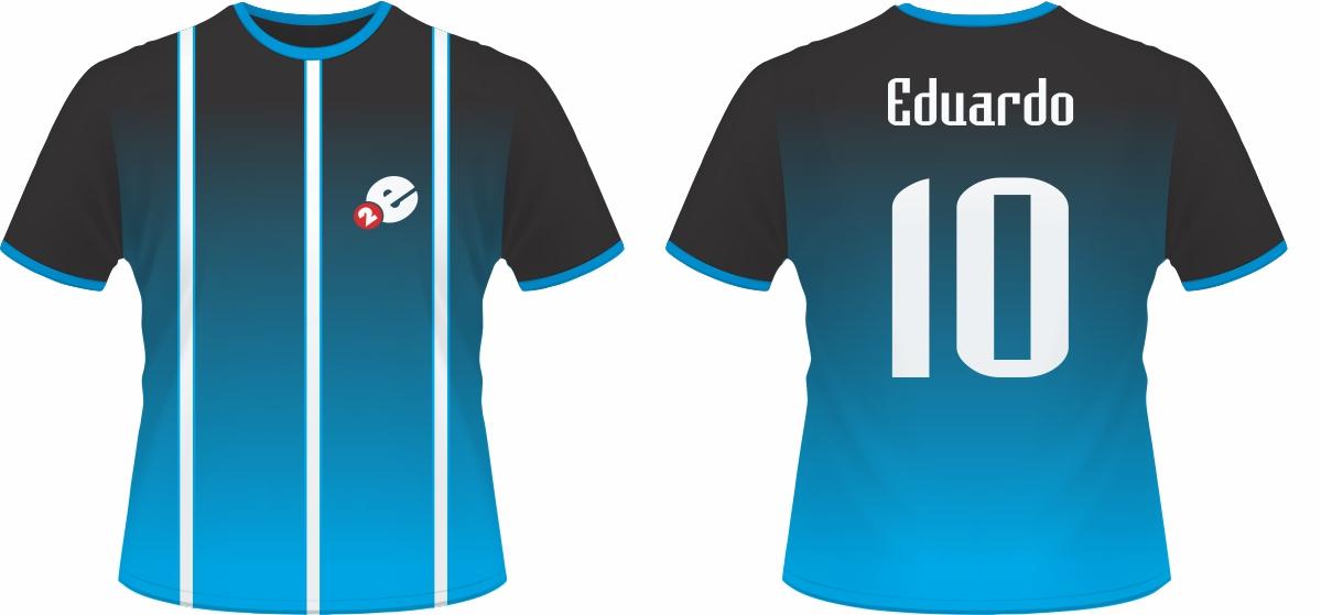 8909c8c256142 Camiseta Futebol 016 no Elo7
