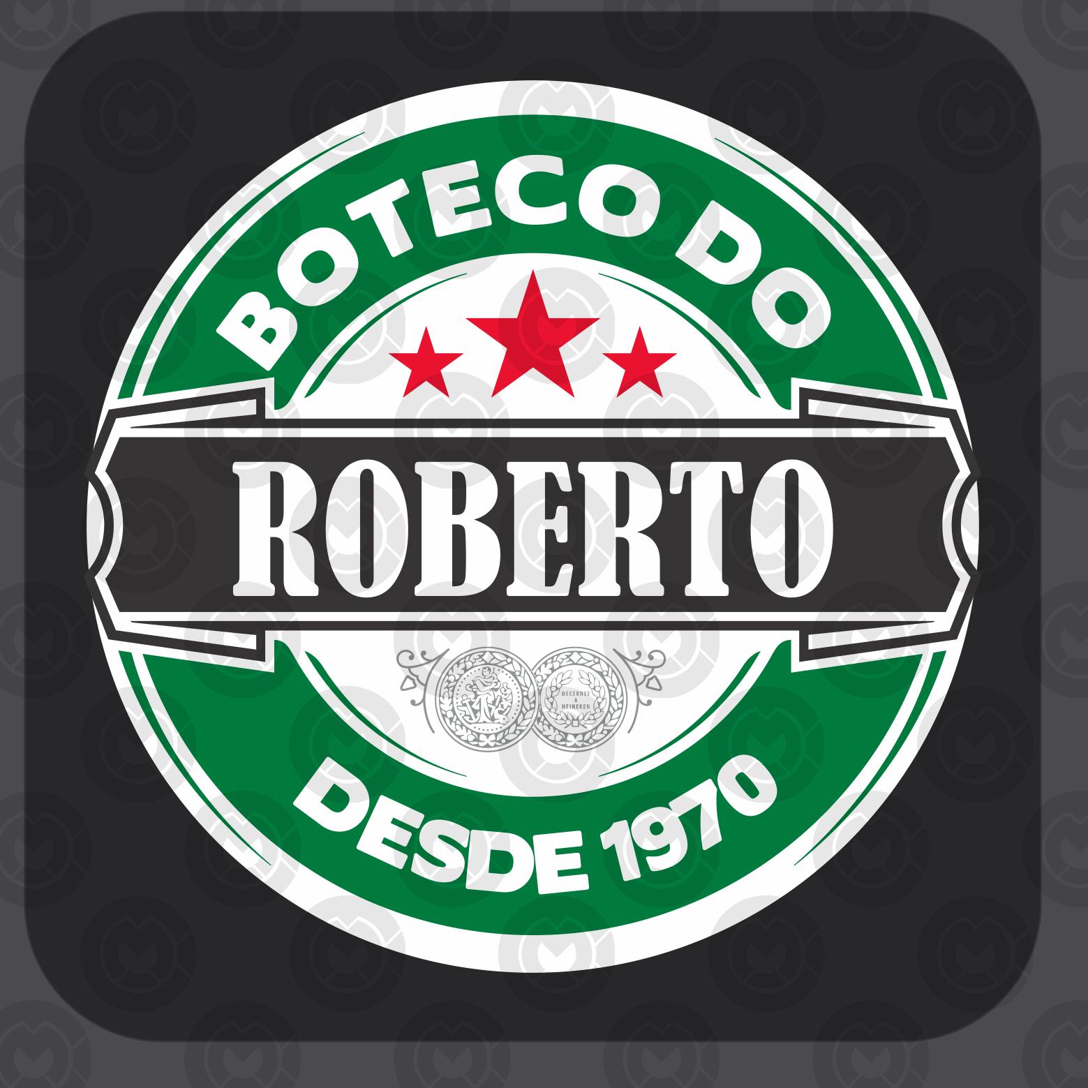 Logotipo De Boteco Festa Bar