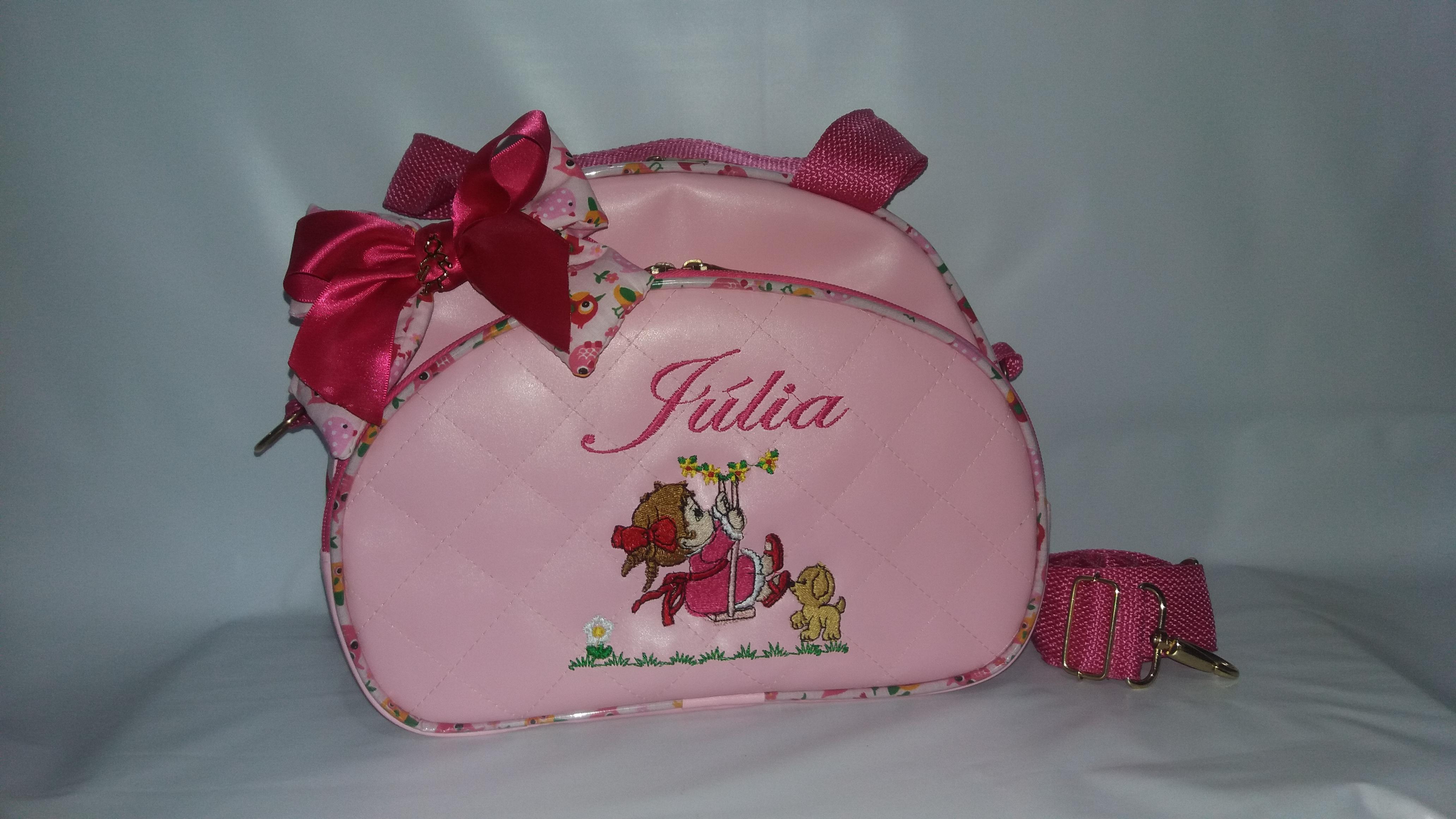 cc47b57da56 Bolsas de Bebe Meninas Rosa