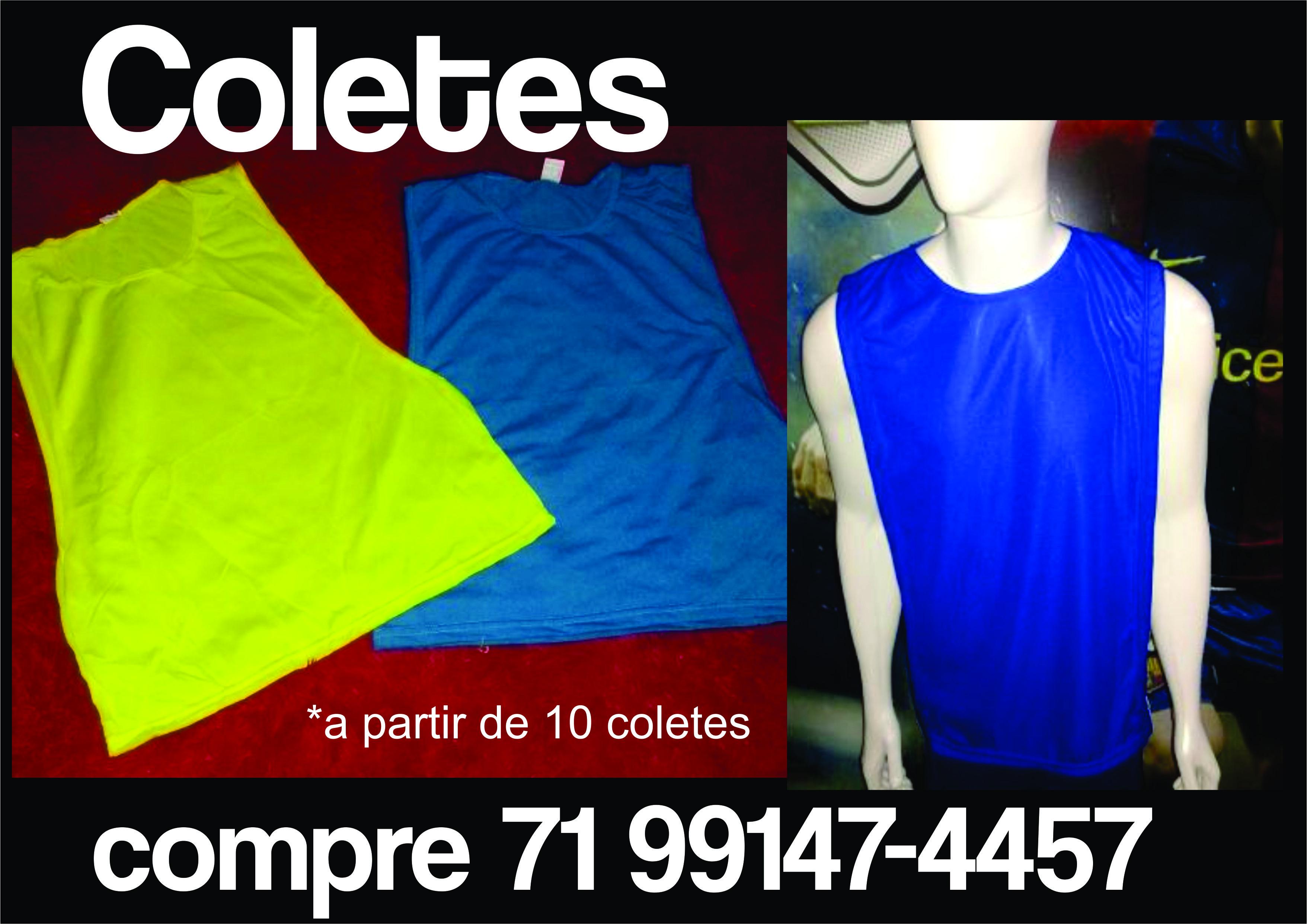 870d9278c9912 Colete Futebol