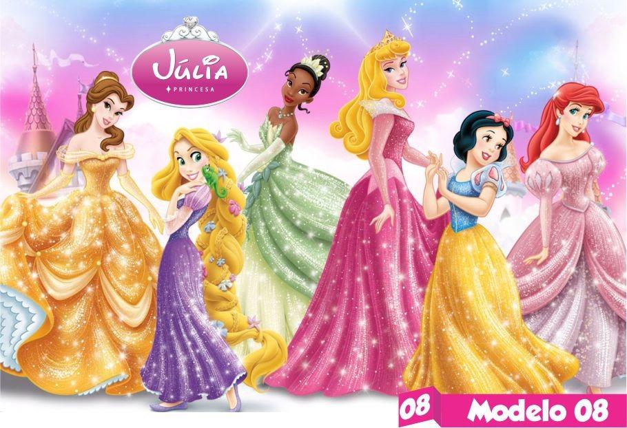 Painel adesivo princesas disney elo7 thecheapjerseys Choice Image