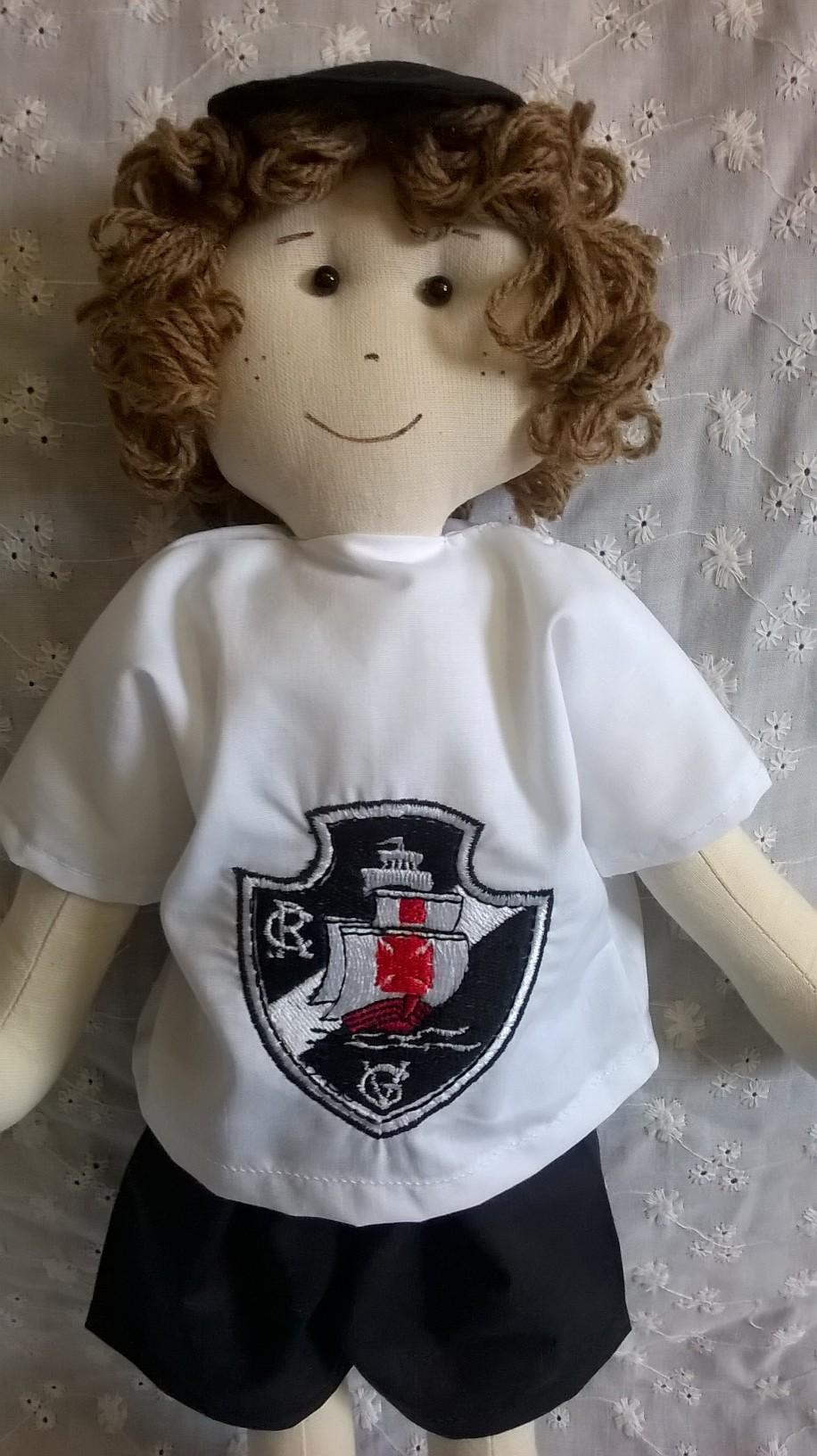 Boneco Blusa do Vasco  ac15a85bd0ad5