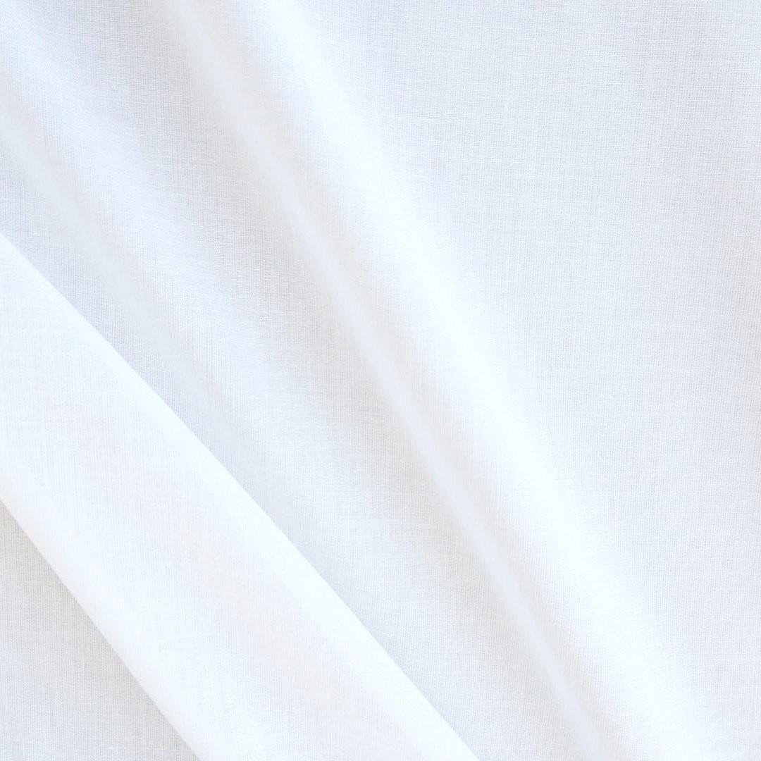 65152eb541a94 Tecido Tricoline Algodão Branca Fernando Maluhy. no Elo7