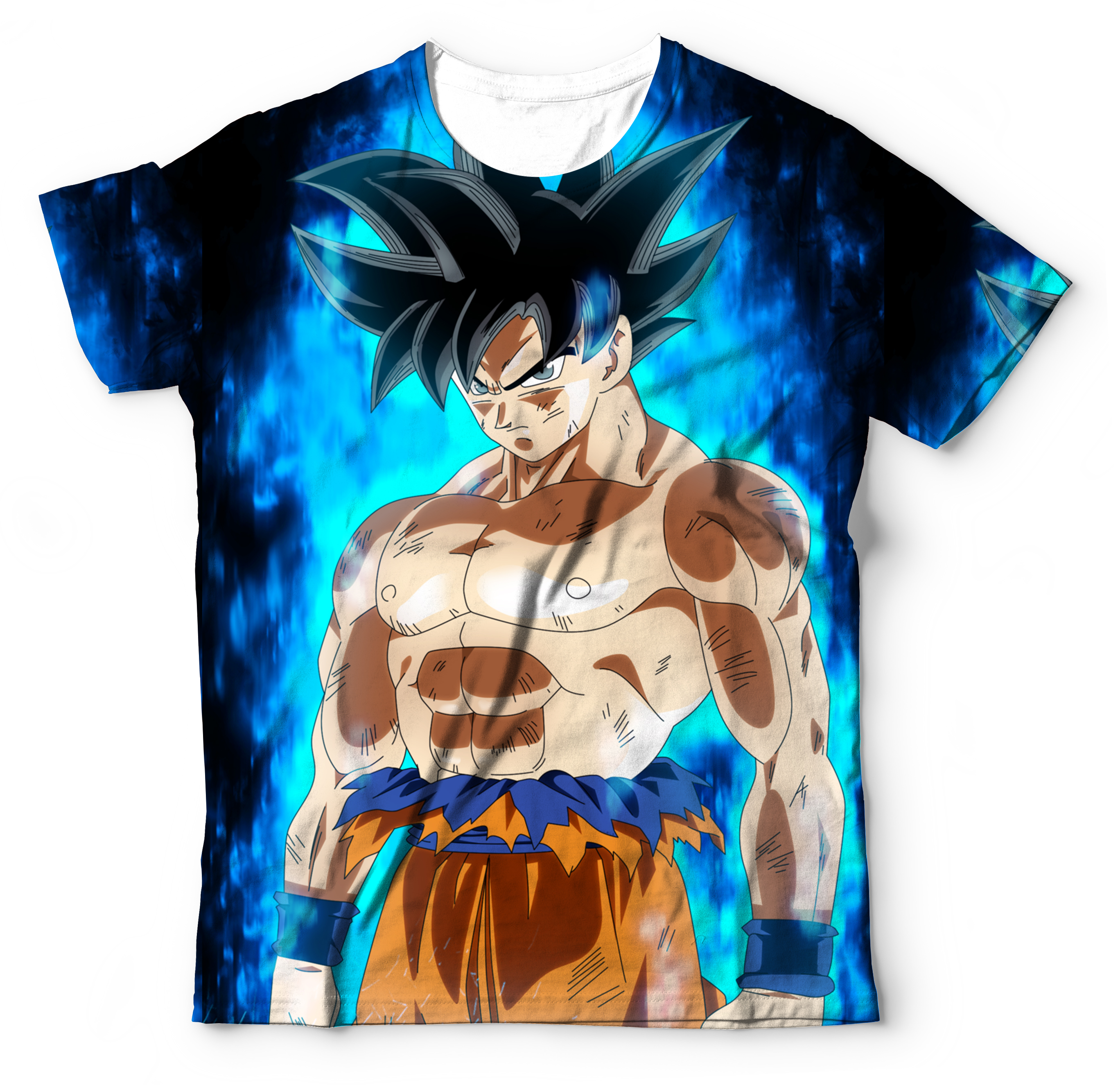 Camisa Camiseta Blusa Dragon Ball  7da476a6492