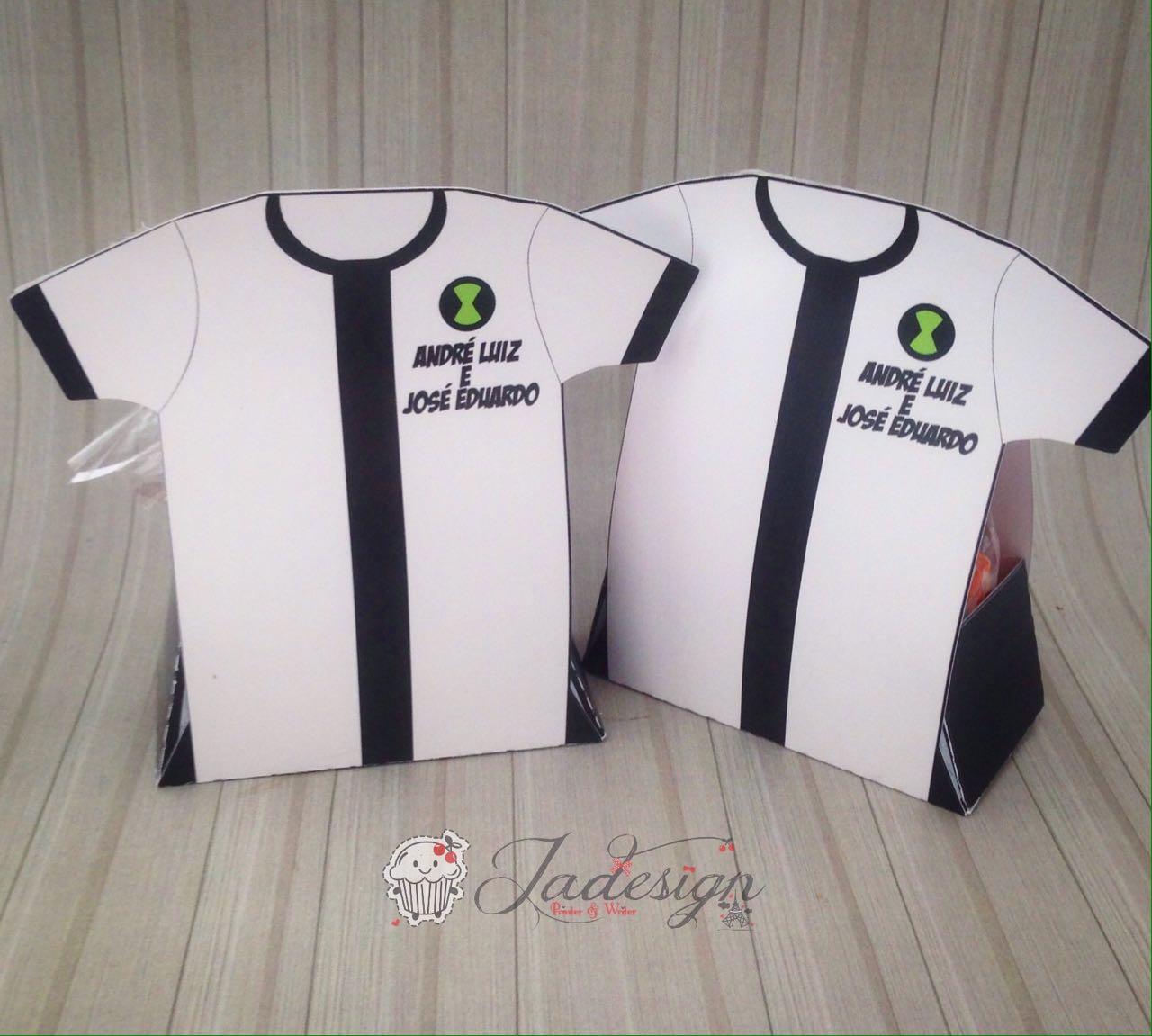 Caixa Camisa Molde para Imprimir  113f5b8fc7961