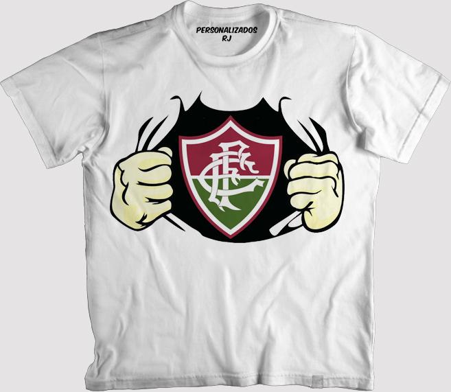 Camisa Time Fluminense  d7a3a1726acc1