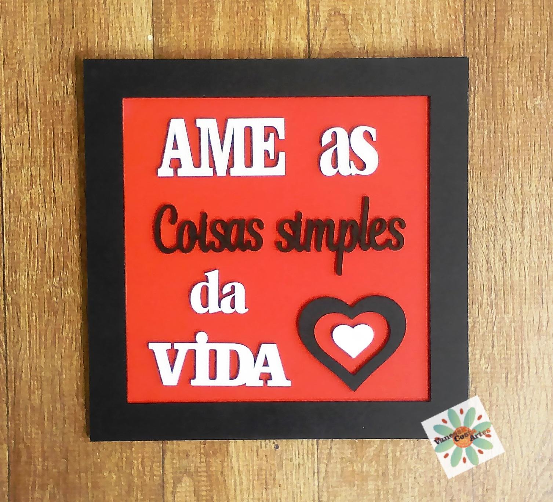 Placa Frases 02 Valor Unitário No Elo7 Vanessa Costa Artes Ab15df