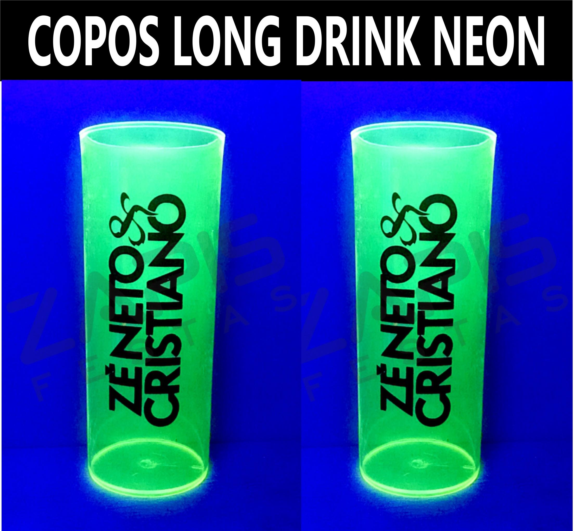 3f0844a2e 115 Copos Long Drink Neon Personalizado no Elo7