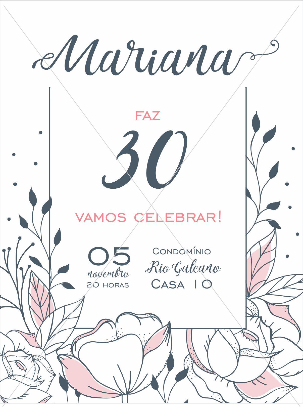 Comemoração 30 Anos  1b227532a75