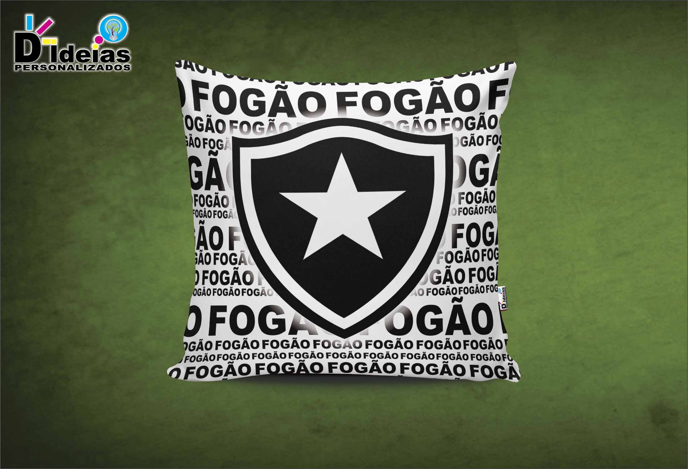 Capa Botafogo  c3210bf54f191