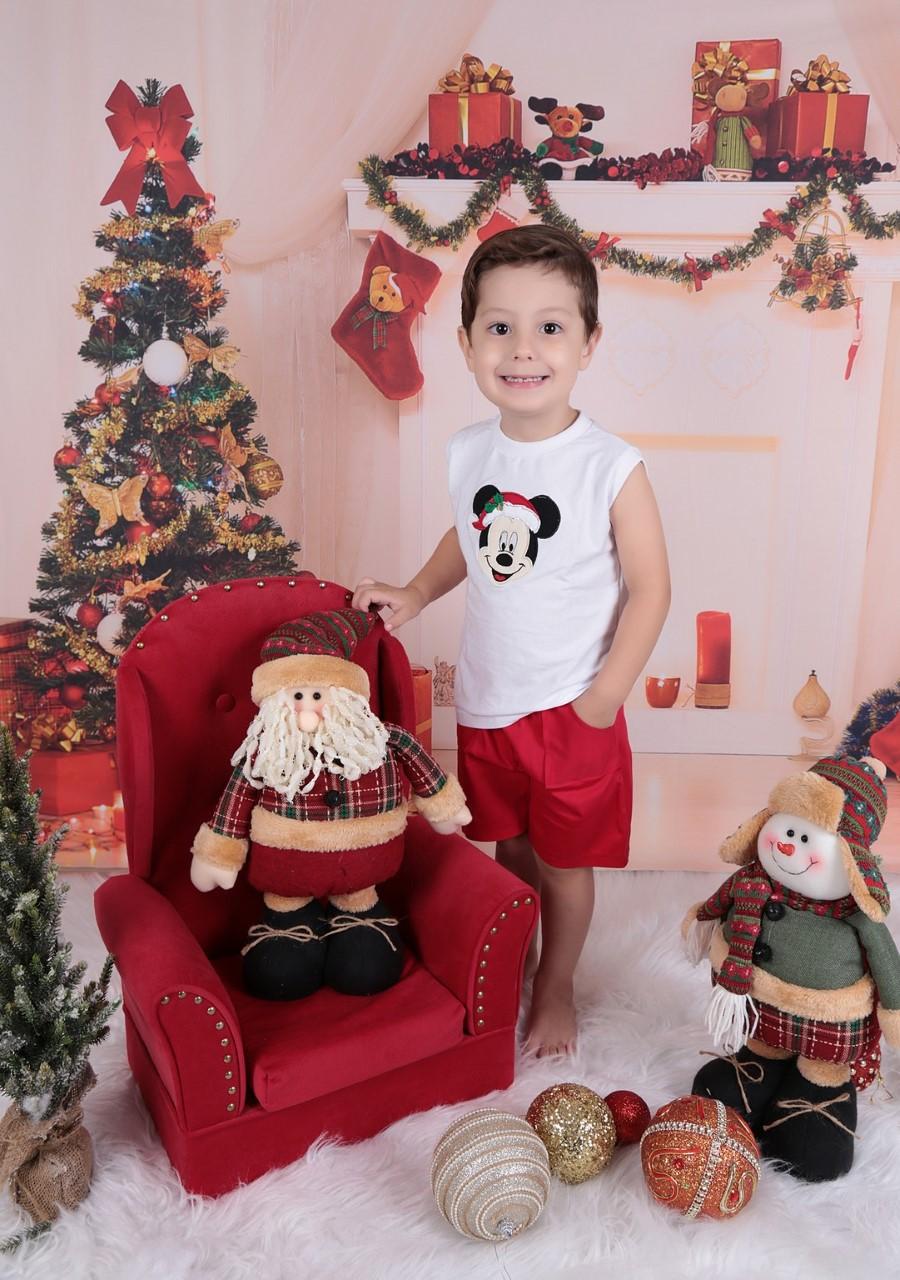 66c2cbfcbf Fantasia de Natal Mickey e minnie no Elo7 | Ateliê da Dê (ABD545)