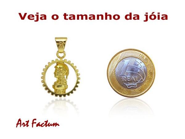 Pingente Engenharia Civil - CONFEA Folheado Ouro 18K no Elo7   ARTFACTUM  Joalheria (721BC0) 14e39f0621