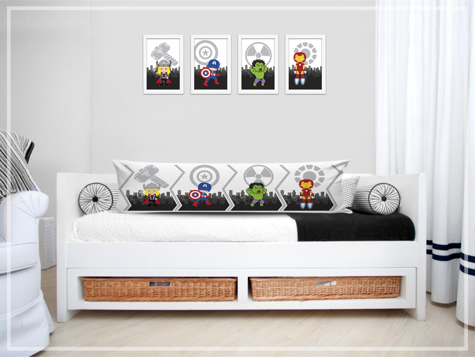 4 Quadros Star Wars Baby Decora O Quarto Infantil Decorar E
