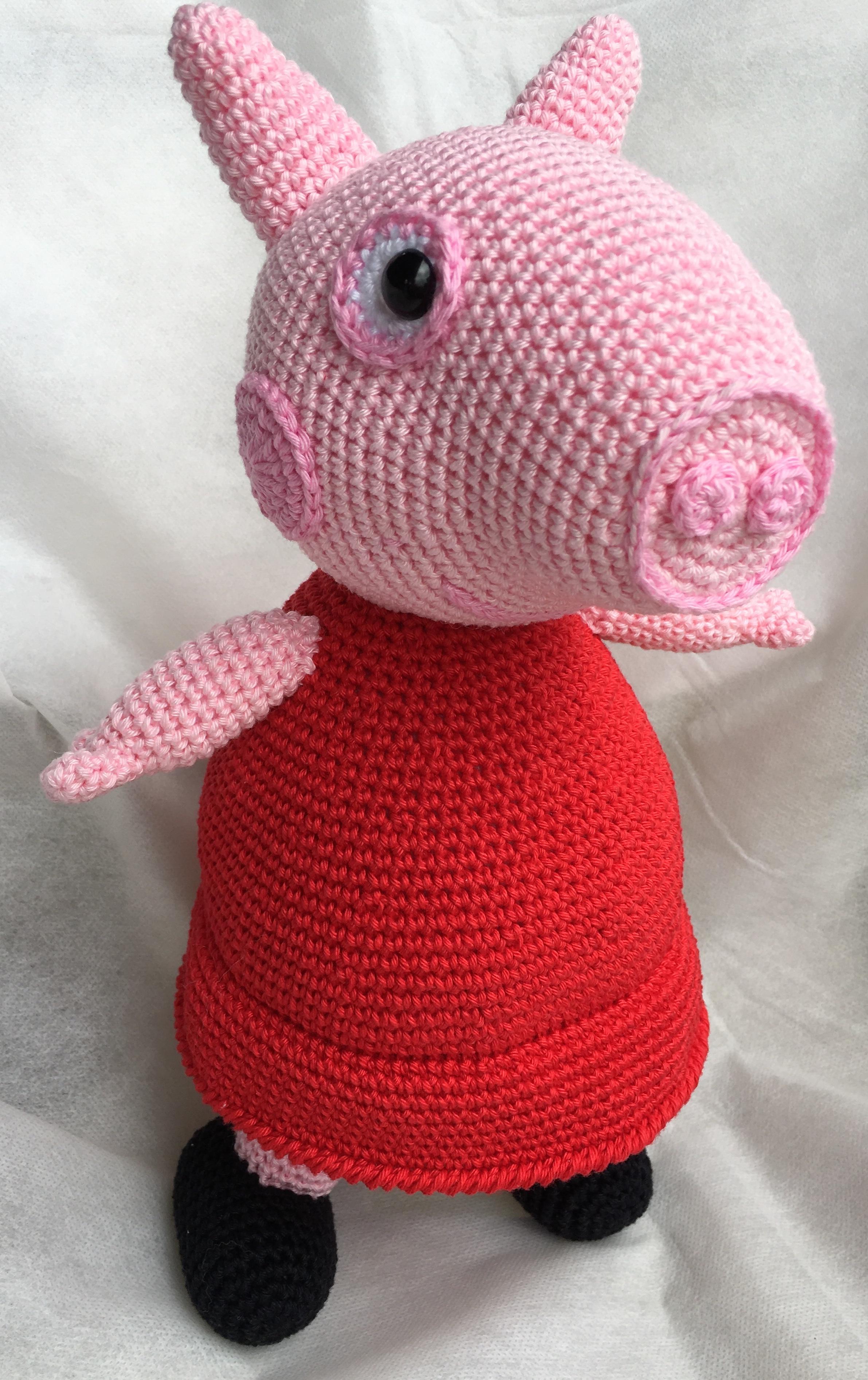 Amigurumi Peppa Pig +de 30 Modelos para Inspirar | Porquinha peppa ... | 3786x2382